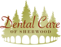 Dental Care of Sherwood logo